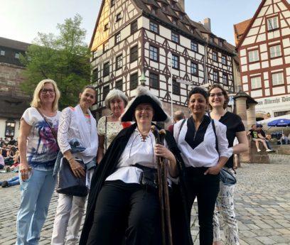 Nürnberg, am Tiergärtnertorplatz, Foto aXuma ratio